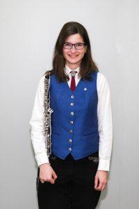 Johanna Hartl - Oboe
