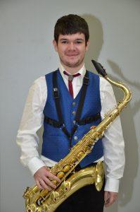 Andreas Gruber - Saxophon