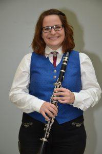 Katrin Mandl - Klarinette