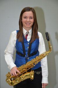 Lisa Schaumberger - Saxophon