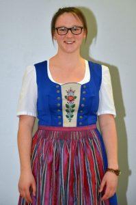 Maria Arneth - Marketenderin