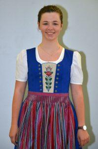 Anna Schaumberger - Marketenderin