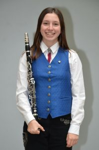 Melanie Hildner - Klarinette