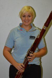 Claudia Ertl - Fagott