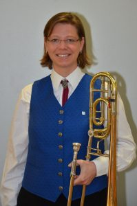 Erika Eisterlehner - Posaune