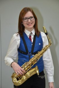 Petra Hartl - Saxophon