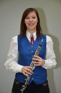 Agnes Holzer - Oboe