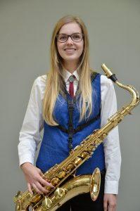 Vera Pilgerstorfer - Saxophon