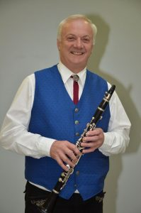 Leopold Punz - Klarinette