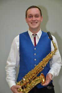 Georg Stütz - Saxophon