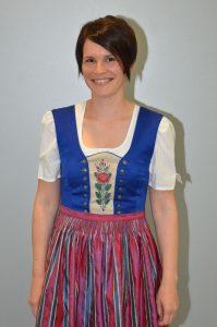 Christine Hiesl - Kassierin-Stv.