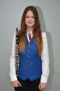 Lisa Pölz - Klarinette