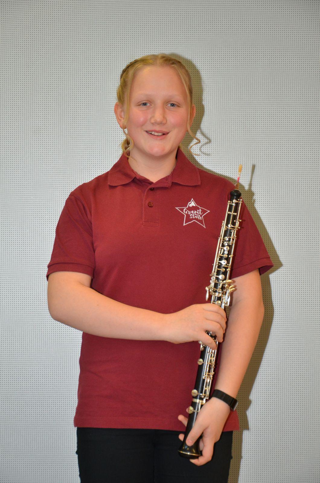Marlene Steinöcker  - Oboe - (St. Oswald)