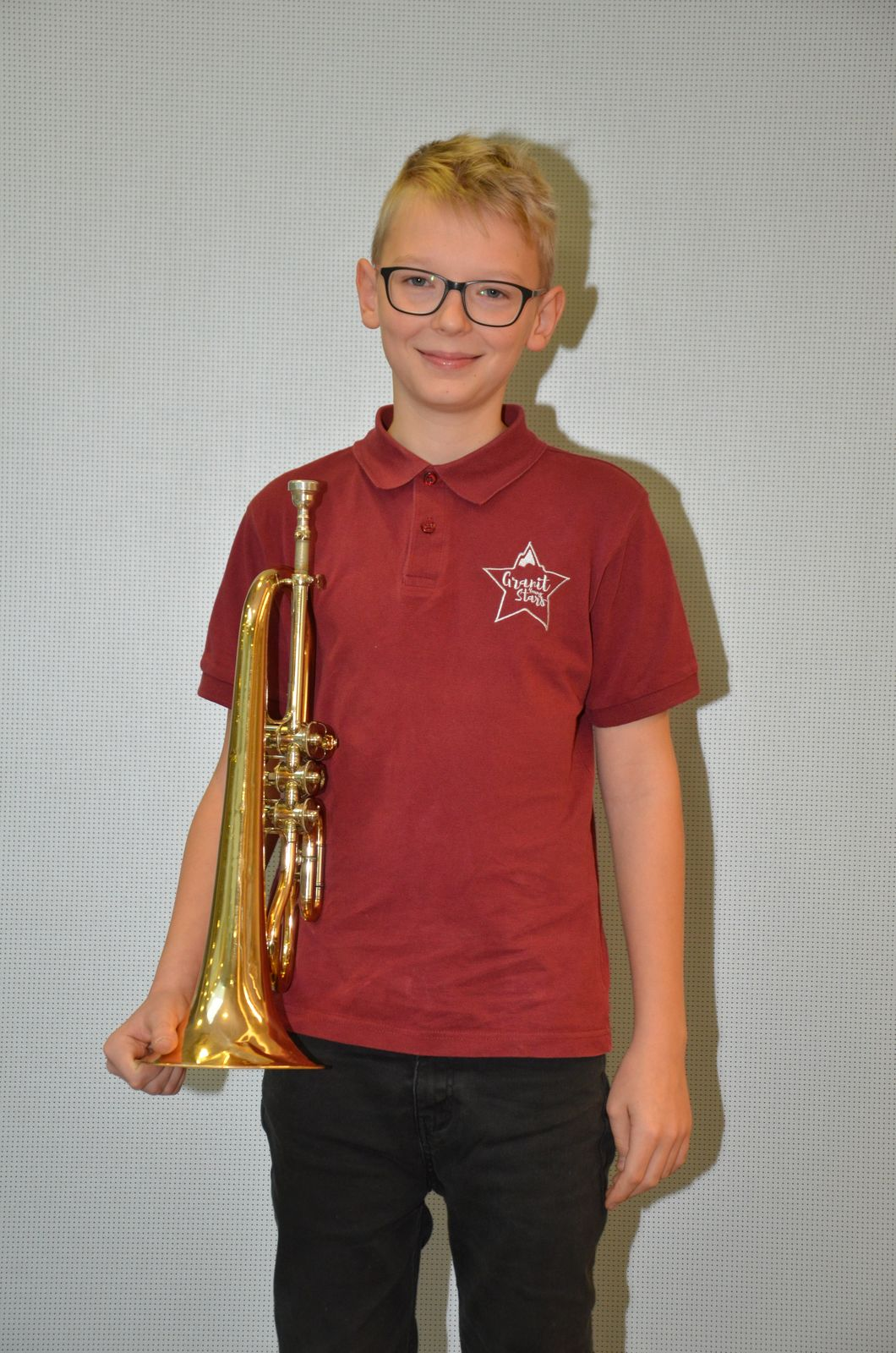 Pascal Koppenberger  - Flügelhorn - (St. Oswald)