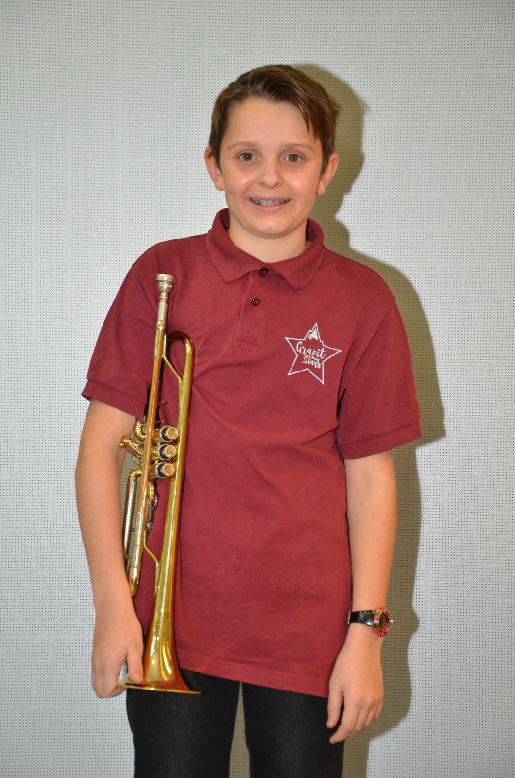 Markus Pflügl  - Trompete - (St. Oswald)