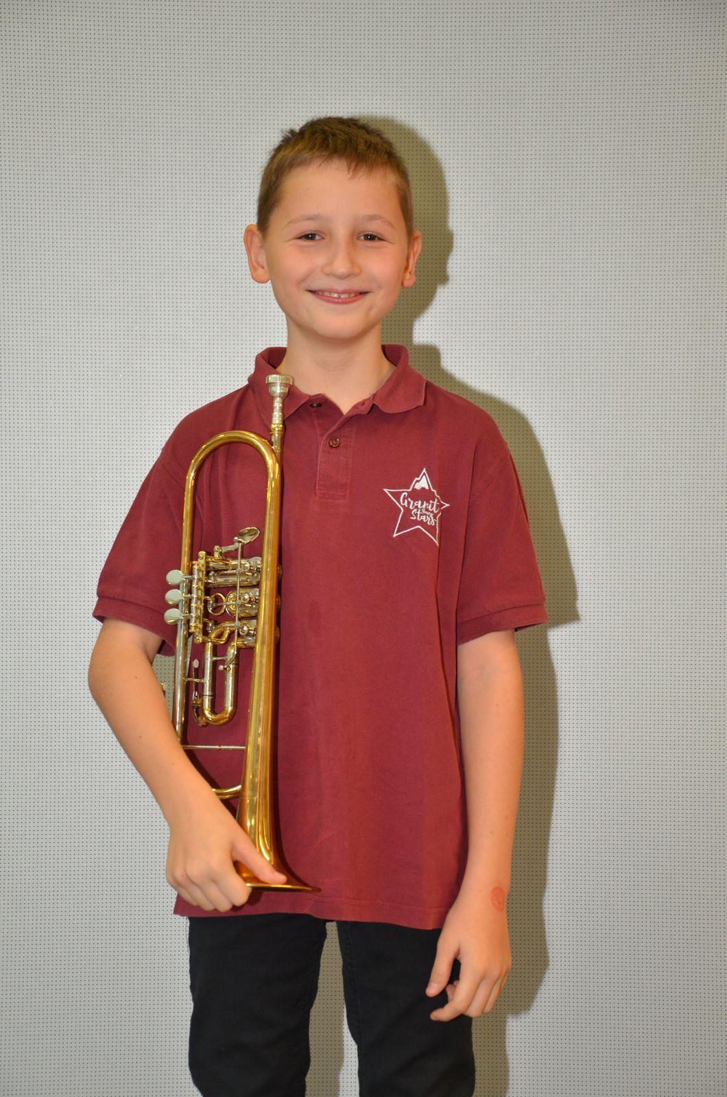 Paul Hiesl  - Trompete  - (Sandl)